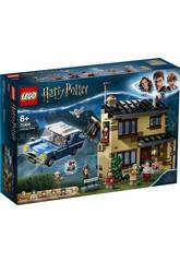 Lego Harry Potter Nummer 4 von Privet Drive 75968