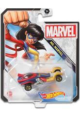 Hot Wheels Vehículo Caractère Car Mattel GJH91