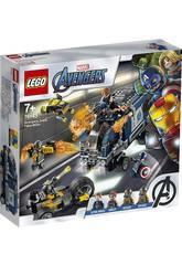 Lego Super-heróis Vingadores Derrota do Camião 76143