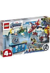 Lego Marvel Avengers L'ira di Loki 76152