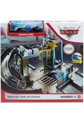 Cars Atelier de Réparation Rust-Eze Mattel GJW43