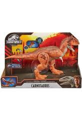 Jurassic World Carnotaurus Total Attack von Mattel GJT59