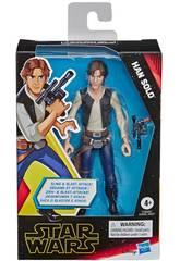 Star Wars Episodio 9 Figura Han Solo Hasbro E3809EU40
