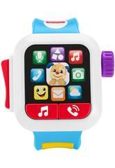Fisher Price Smartwatch Temps d'Apprendre Mattel GMM40