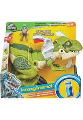 Imaginext Jurassic World Tyrannosaure Megamâchoire Mattel GBN14