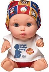 Boneco Baby Careca Disney Serie Limitada Juegaterapia 183