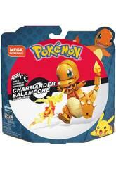 Pokémon Mega Construx Charmander Mattel GKY96