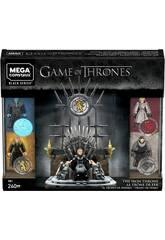 Gioco del Trono Mega Construx Il Trono di Ferro Mattel GKM68