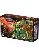Másters Do Universo Mega Construx Castelo Grayskull com Figuras Mattel GGJ67