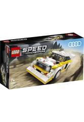 Lego Speed Champions Audi Sport Quatro S1 76897