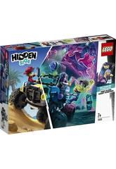 Lego Hidden Buggy de Plage de Jack 70428