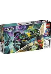 Lego Hidden Bólido de Carreras Sobrenatural 70434