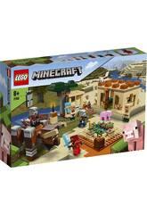 Lego Minecraft L'Invasion des Illager 21160