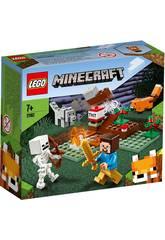 Lego Minecraft A Aventura na Taiga 21162