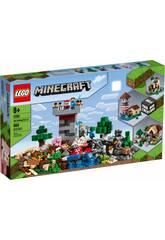 Lego Minecraft Scatola Modulare 3.0 21161