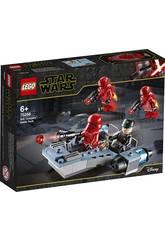 Lego Star Wars Pack de Combat Soldats Sith 75266
