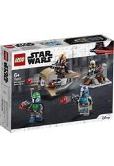 Lego Star Wars Kit de Combat: Mandalories 75267