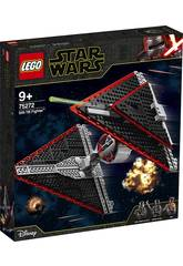 Lego Star Wars Caccia Tie Sith 75272