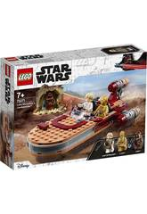 Lego Star Wars Speeder Terrestre de Luke Skywalker 75271