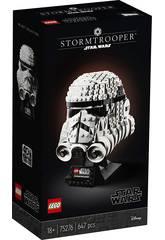 Lego Star Wars Casque de Stormtrooper 75276