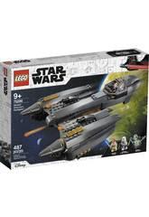 Lego Star Wars Caza Estelar del General Grievous 75286
