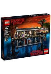 Lego Exclusives Stranger Things Le Monde à L'envers 75810