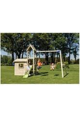 Parque Infantil Lookout con Challenger Masgames MA812801