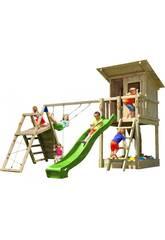 Parque Infantil Beach Hut XL con Challenger Masgames MA822301