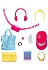 Barbie Accesorios de Moda Gorra Pop Mattel GHX34