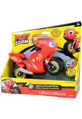 Ricky Zoom Moto Electrónica Bizak 3069 2035