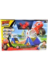 Ricky Zoom Playset Acrobacias Bizak 3069 0049
