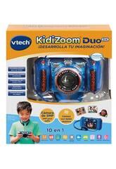 Kidizoom Duo DX 10 In 1 Blu Vtech 520022
