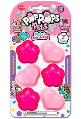 Pop Pops Pets Pack Starter de 6 Bizak 6327 3001