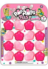 Pop Pops Pets Pack Superdeluxe von 16 Bizak 6327 3004