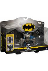 Batman Figuras 10 cm. con Armadura Bizak 6192 7804