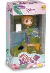 Figurine Mimy City Série 1 Bruce Famosa 700015444
