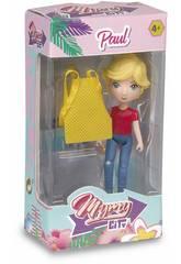 Figurine Mimy City Série 1 Paul Famosa 700015444