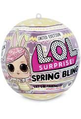 LOL Surprise Édition Limitée Spring Bling Giochi Preziosi LLUC5000