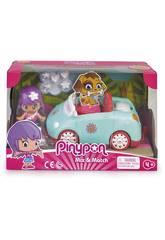 Pinypon Auto con Figura Famosa 700015652
