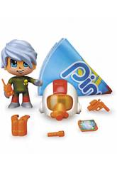 Pinypon Action Set Paracadutista Famosa 700015051