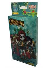 Catrinas Underworld Ecoblister 5 Enveloppes Panini 3911KBE5