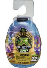 Treasure X Série 2 Aliens Oeufs Famosa 700015742