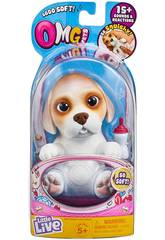 Little Live Pets Omg Cachorro Beega Famosa 700015739