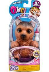 Little Live Pets Omg Petit Chien Shep Famosa 700015739