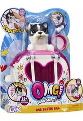 Little Live Pets Omg Borsa con Cagnolino Famosa 700015503