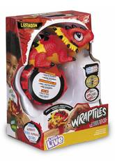 Little Live Pets Wrapples Wraptiles Lizzagon Armband von Famosa 700015403