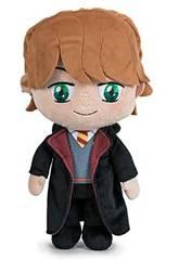 Peluche Harry Potter Ron Ministère de la Magie 20 cm. Famosa 760018256