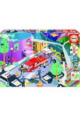 Puzzle junior 200 Services Assistance Educa 18609