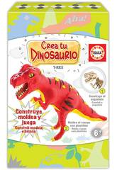 Créez et Modelez Votre T-Rex Educa 18352