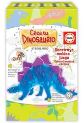 Crea y Moldea Tu Stegosaurio Educa 18353
